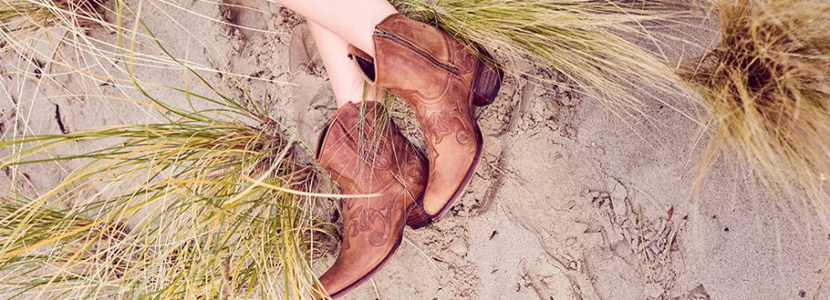 How to wear: Cowboy boots