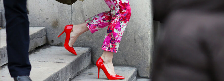 How to: select shoes with an outfit