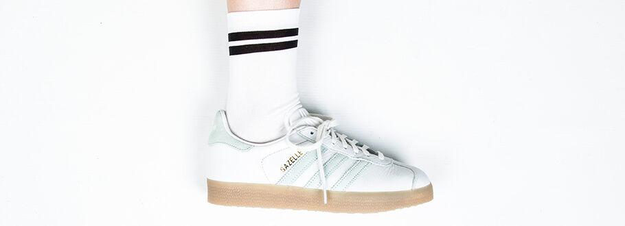 Zo houd je lichte schoenen écht schoon