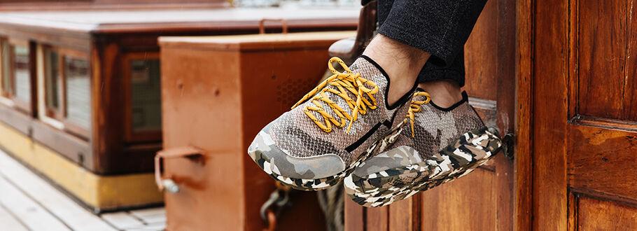 De 5 sneakers die iedere man moet hebben