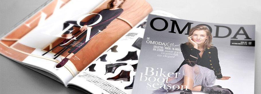Vers van de pers: de najaarseditie van het Omoda Magazine