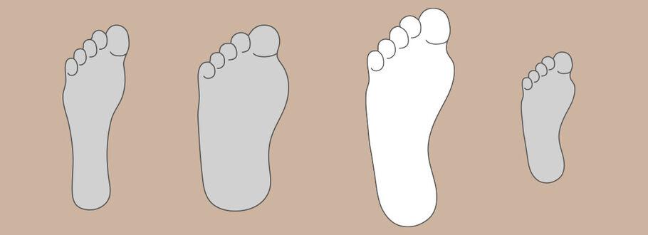 Grote voeten? Hier vind je alle schoenentips en handige weetjes