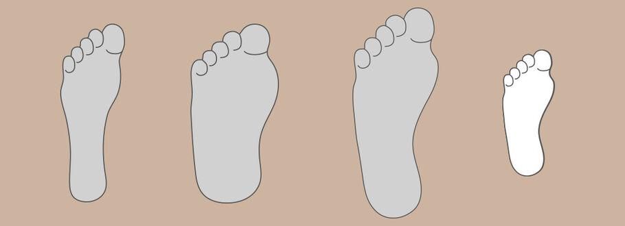 Kleine voeten? Hier vind je alle schoenentips en handige weetjes