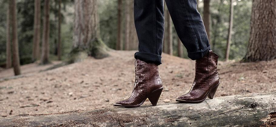 Nieuw Welke laarzen passen bij mijn benen? | Omoda CT-94