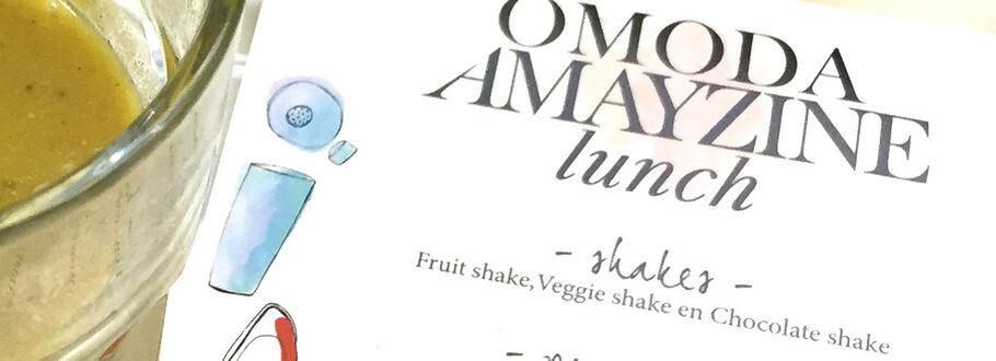 De Amayzine x Omoda lunch