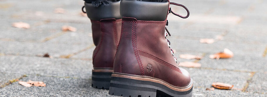 De all-time favourite, Timberland