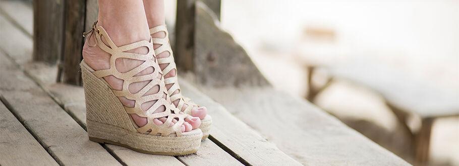 In 6 stappen mooie voeten