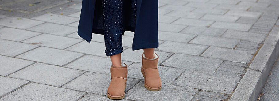 How to wear: UGG