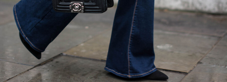 Style guide: what shoes to wear with which jeans
