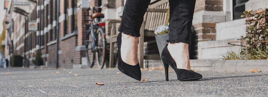 Tips: Zo leer je op hakken lopen
