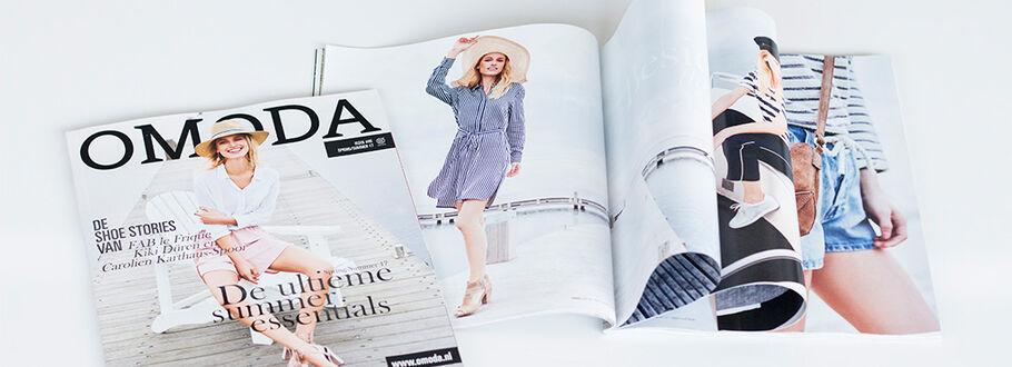 Out now: Omoda Magazine #6