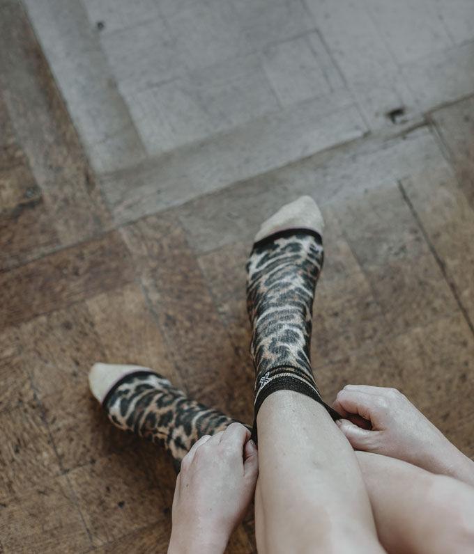 Shinen met sokken