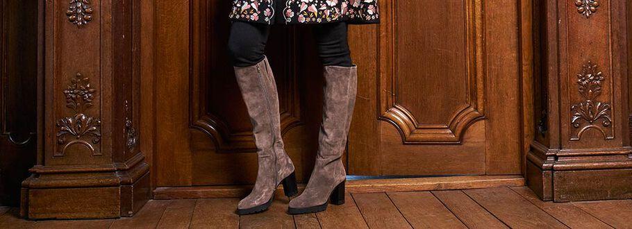 Welke laarzen passen bij jouw type benen