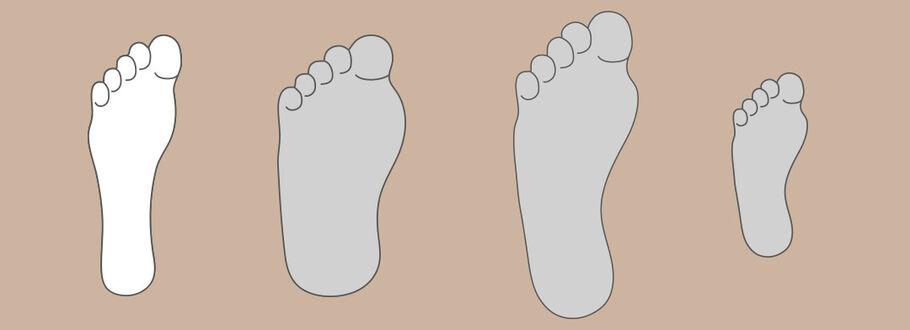 Smalle voeten? Hier vind je alle schoenentips en handige weetjes