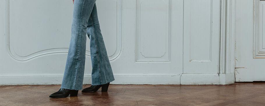 Jeans guide: Welke laarzen draag je onder welke spijkerbroek?