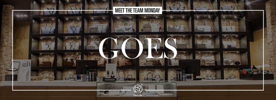 Meet the team: Goes