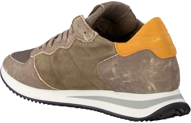 Beige PHILIPPE MODEL Sneakers TZLU  - large
