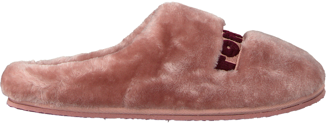 Roze TOMMY HILFIGER Pantoffels TOMMY WOMENS FUR  - large