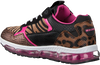 Bruine BJORN BORG Lage sneakers X500 PON LEO K  - small