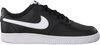 Zwarte NIKE Lage sneakers COURT VISION LOW  - small