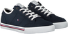 Blauwe TOMMY HILFIGER Lage sneakers CORE CORPORATE  - small