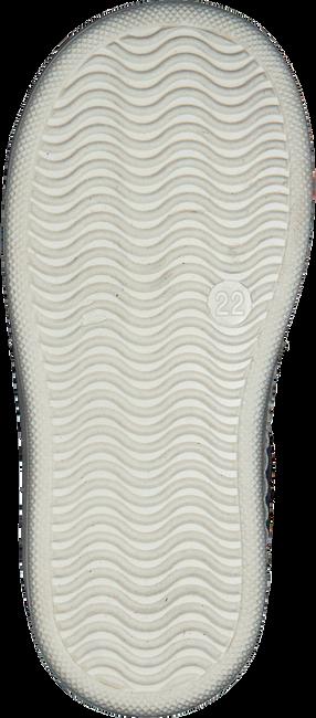 Blauwe DEVELAB Hoge sneaker 41082  - large