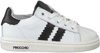 Witte PINOCCHIO Lage sneakers P1834  - medium