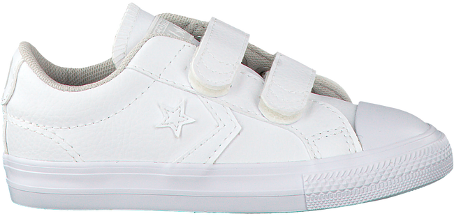 Witte CONVERSE Sneakers STAR PLAYER EV 2V OX KIDS - large