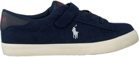 Blauwe POLO RALPH LAUREN Lage sneakers THERON PS  - medium