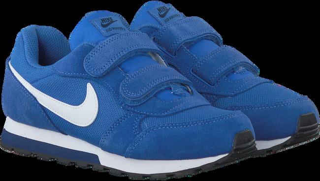 Blauwe NIKE Sneakers MD RUNNER 2 KIDS VELCRO  - large