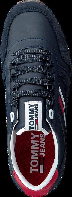 Zwarte TOMMY HILFIGER Sneakers RETRO RUNNER SNEAKER - large