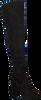 Zwarte KENDALL & KYLIE Overknee laarzen KKBRETT  - small