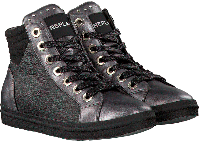 Zilveren REPLAY Sneakers CHAPMAN  - large