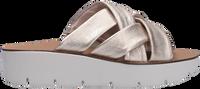 Gouden PAUL GREEN Slippers 7641  - medium