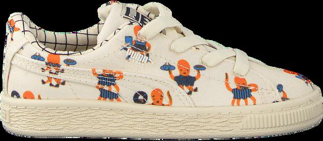 Beige PUMA Sneakers PUMA X TC BASKET CVS - large
