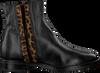Zwarte MJUS Enkellaarsjes 108207 - small