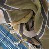 Groene ROMANO SHAWLS AMSTERDAM Sjaal SHAWL FANT - small