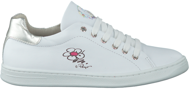 Witte THE SMURFS Sneakers 44015  - large