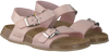 Roze WARMBAT Sandalen 081515  - small