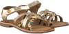 gouden GIOSEPPO Sandalen 44953  - small