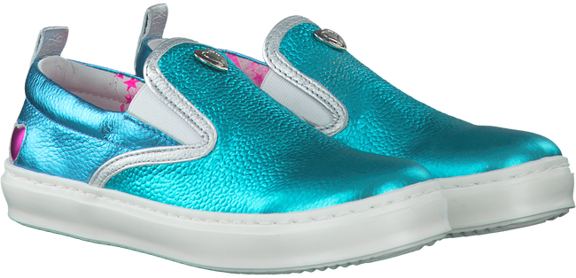 Blauwe MIM PI Slip-on sneakers  2503  - large