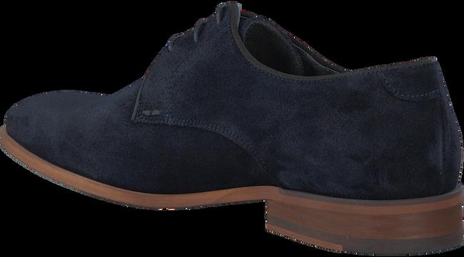 Blauwe OMODA Nette schoenen 7245  - large