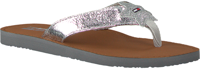 TOMMY HILFIGER SLIPPERS GLITTER BEACH SANDAL - large