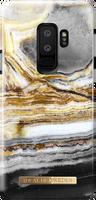 Gouden IDEAL OF SWEDEN Telefoonhoesje FASHION CASE GALAXY S9 PLUS - medium