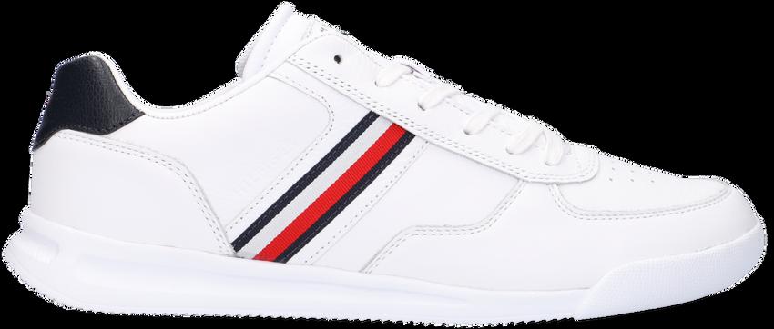 Witte TOMMY HILFIGER Lage sneakers LIGHTWEIGHT SNEAKER FLAG  - larger