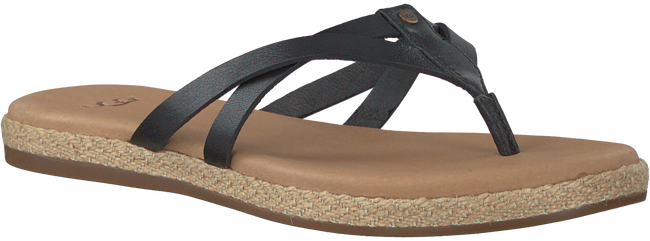 Zwarte UGG Slippers ANNICE  - large