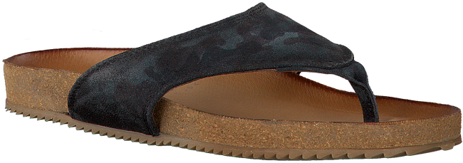 Zwarte MJUS Slippers 463004 - large