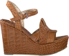 Cognac KENNEL & SCHMENGER Sandalen 73250  - small