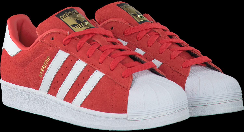 Sneakers Rode Rode Adidas Superstar Heren Adidas qt8zw8x5B