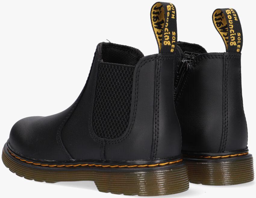 Zwarte DR MARTENS Chelsea boots 2976 K  - larger